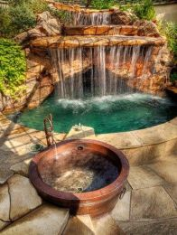 Beautiful Backyards With Pools 88