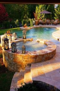 Beautiful Backyards With Pools 90