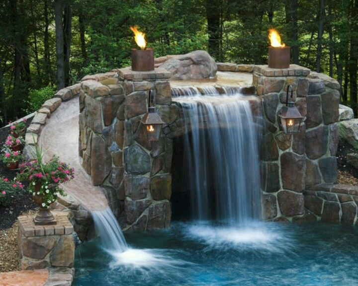 Beautiful Backyards With Pools 93