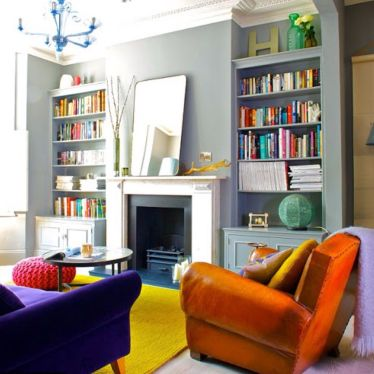 Bright Living Room Decor Ideas 146
