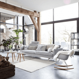 Bright Living Room Decor Ideas 15