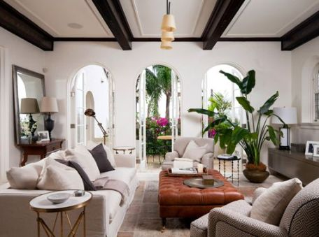 Bright Living Room Decor Ideas 54