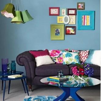 Bright Living Room Decor Ideas 65