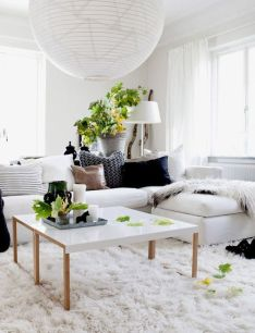 Bright Living Room Decor Ideas 66