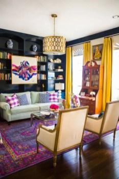 Bright Living Room Decor Ideas 9