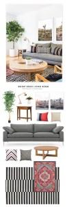 Bright Living Room Decor Ideas 96