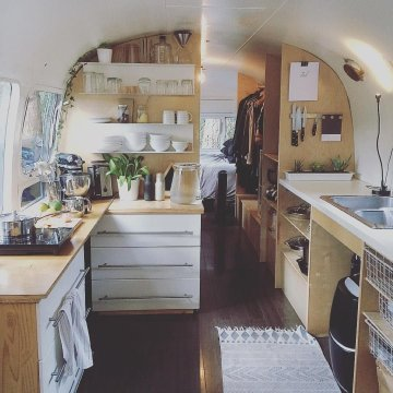 Camper Renovation 93