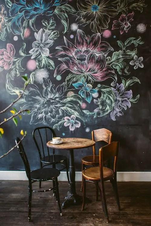 Chalk Wall Bedroom Ideas 122