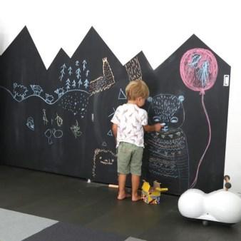 Chalk Wall Bedroom Ideas 131