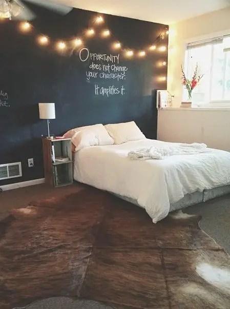 Chalk Wall Bedroom Ideas 132