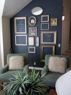 Chalk Wall Bedroom Ideas 155