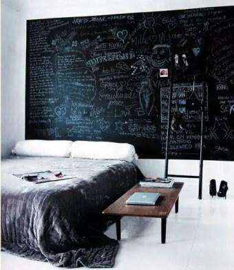 Chalk Wall Bedroom Ideas 28