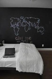 Chalk Wall Bedroom Ideas 50