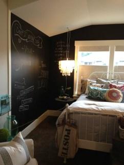 Chalk Wall Bedroom Ideas 66