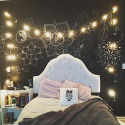 Chalk Wall Bedroom Ideas 75
