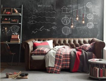 Chalk Wall Bedroom Ideas 8