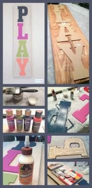 Diy Playroom Ideas 27