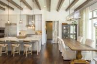 101 European Farmhouse Kitchen Decor Ideas - decoratoo