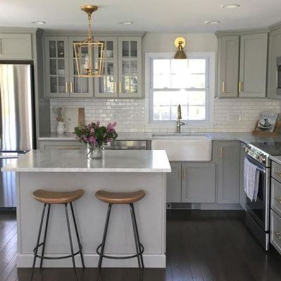 European Farmhouse Kitchen Decor Ideas 127