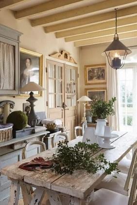 European Farmhouse Kitchen Decor Ideas 134