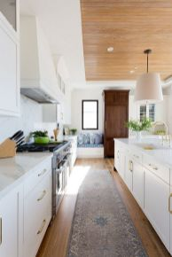 European Farmhouse Kitchen Decor Ideas 40