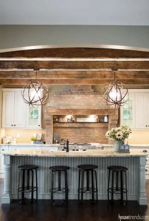 European Farmhouse Kitchen Decor Ideas 6