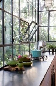 European Farmhouse Kitchen Decor Ideas 65