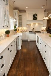 European Farmhouse Kitchen Decor Ideas 68