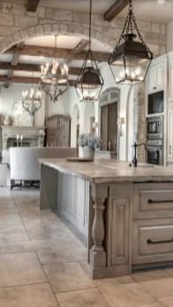 European Farmhouse Kitchen Decor Ideas 83