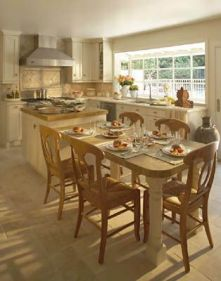 European Farmhouse Kitchen Decor Ideas 91