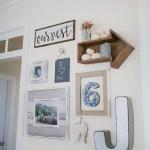 Farmhouse Gallery Wall Ideas 112