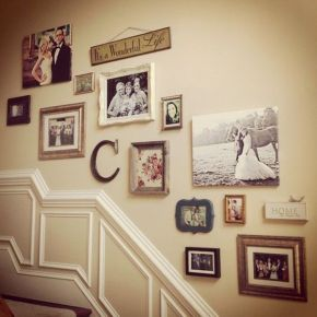 Farmhouse Gallery Wall Ideas 114