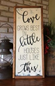 Farmhouse Gallery Wall Ideas 115