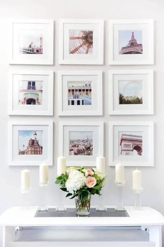 Farmhouse Gallery Wall Ideas 12