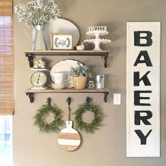Farmhouse Gallery Wall Ideas 120