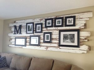Farmhouse Gallery Wall Ideas 126