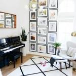 Farmhouse Gallery Wall Ideas 144