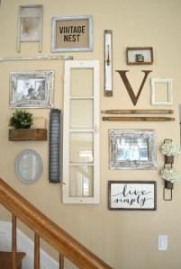 Farmhouse Gallery Wall Ideas 15