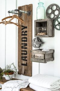 Farmhouse Gallery Wall Ideas 24