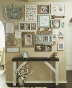 Farmhouse Gallery Wall Ideas 40