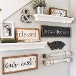 Farmhouse Gallery Wall Ideas 76