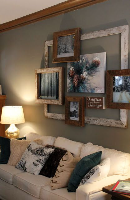 Farmhouse Gallery Wall Ideas 80