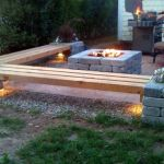 Fire Pit Seating Ideas 110