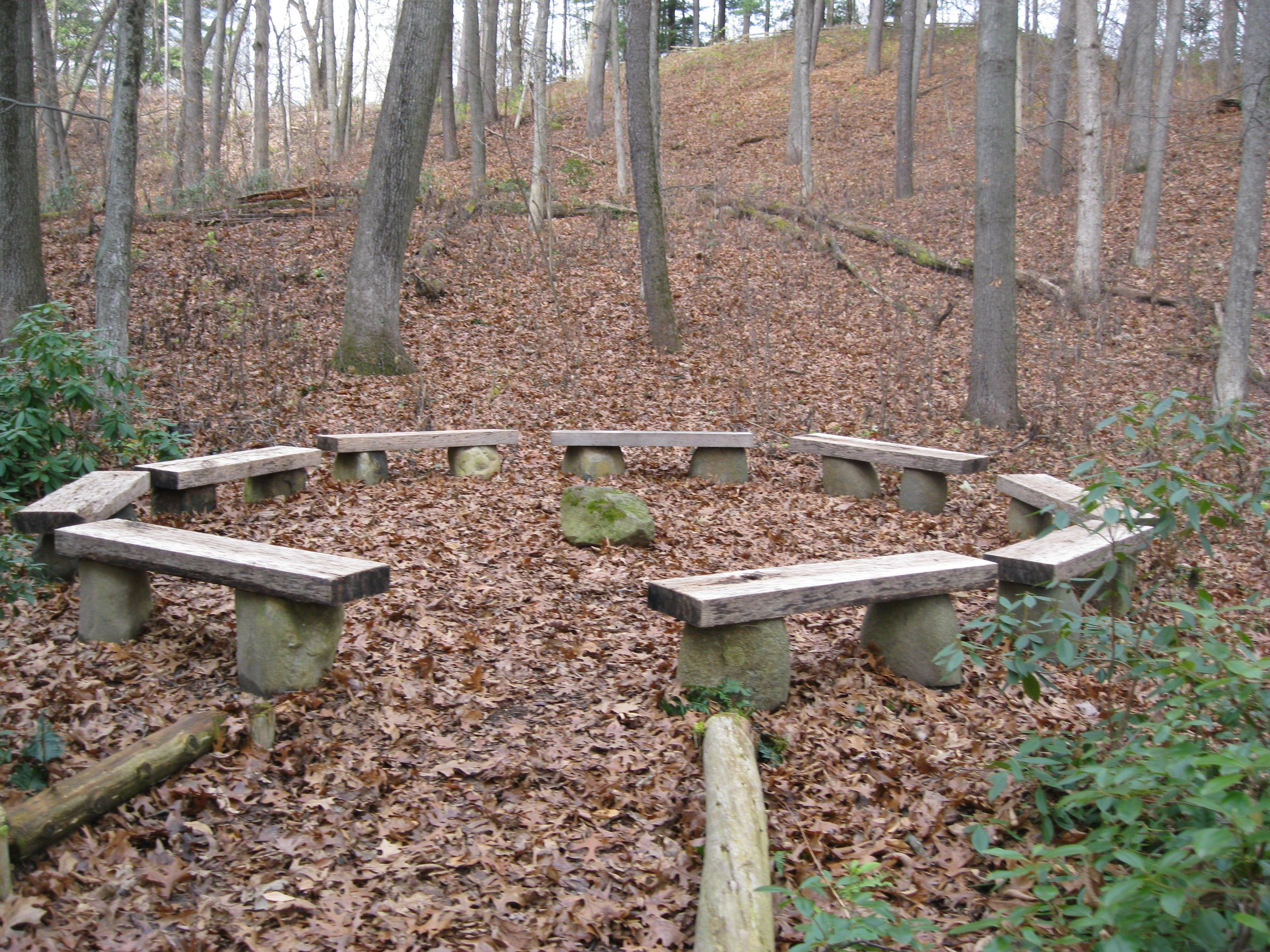Fire Pit Seating Ideas 113