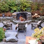Fire Pit Seating Ideas 157