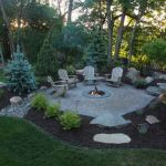 Fire Pit Seating Ideas 21
