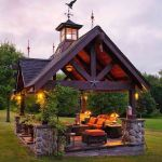 Fire Pit Seating Ideas 27