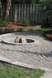 Fire Pit Seating Ideas 44