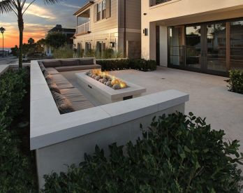Fire Pit Seating Ideas 62
