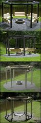 Fire Pit Seating Ideas 80